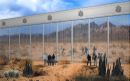 A group of architects submitted this proposal for Trump's border wall that's a one-way sheet of plexiglass