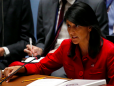 Nikki Haley condemns Fox News leak on North Korea, then Trump tweets out the news anyway