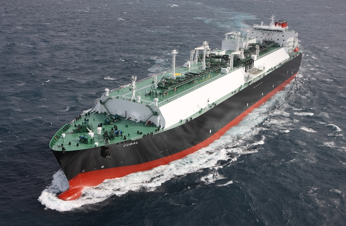 SHI Wins Order for Two LNG Carriers Worth KRW 462.3 Billion